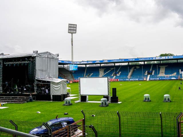 Stadion Bochum Rasen (1 von 1)