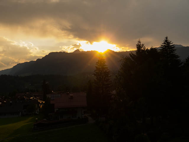 Sonnenuntergang (1 von 1)
