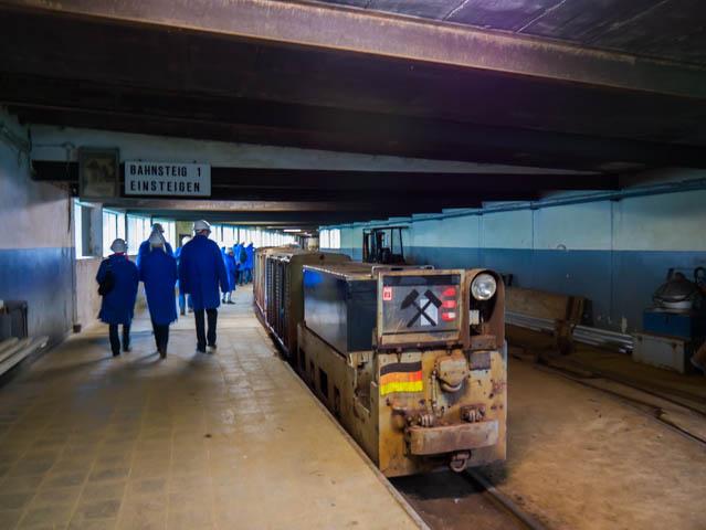 Grubenbahn (1 von 1)