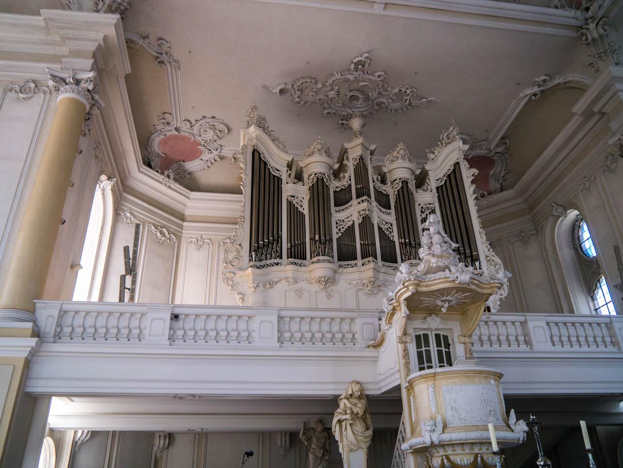 Ludwigskirche innen (1 von 1)