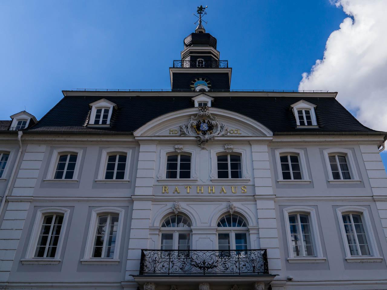 Rathaus Saarbrücken nah (1 von 1)