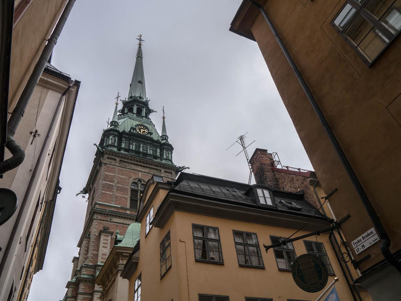 Gamla Stan Kirche (1 von 1)