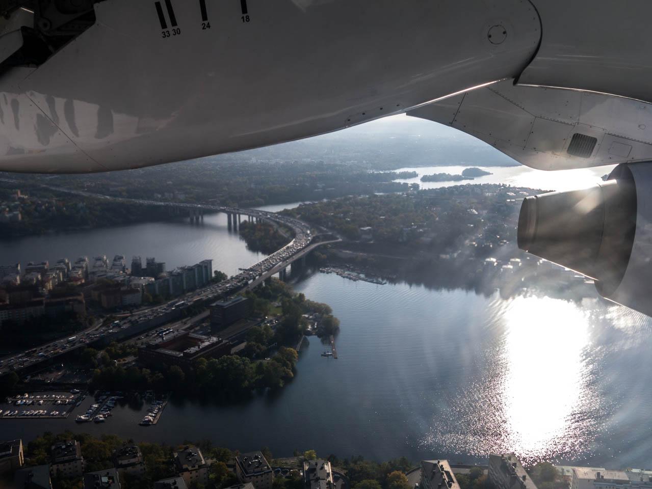 Anflug Stockholm (1 von 1)