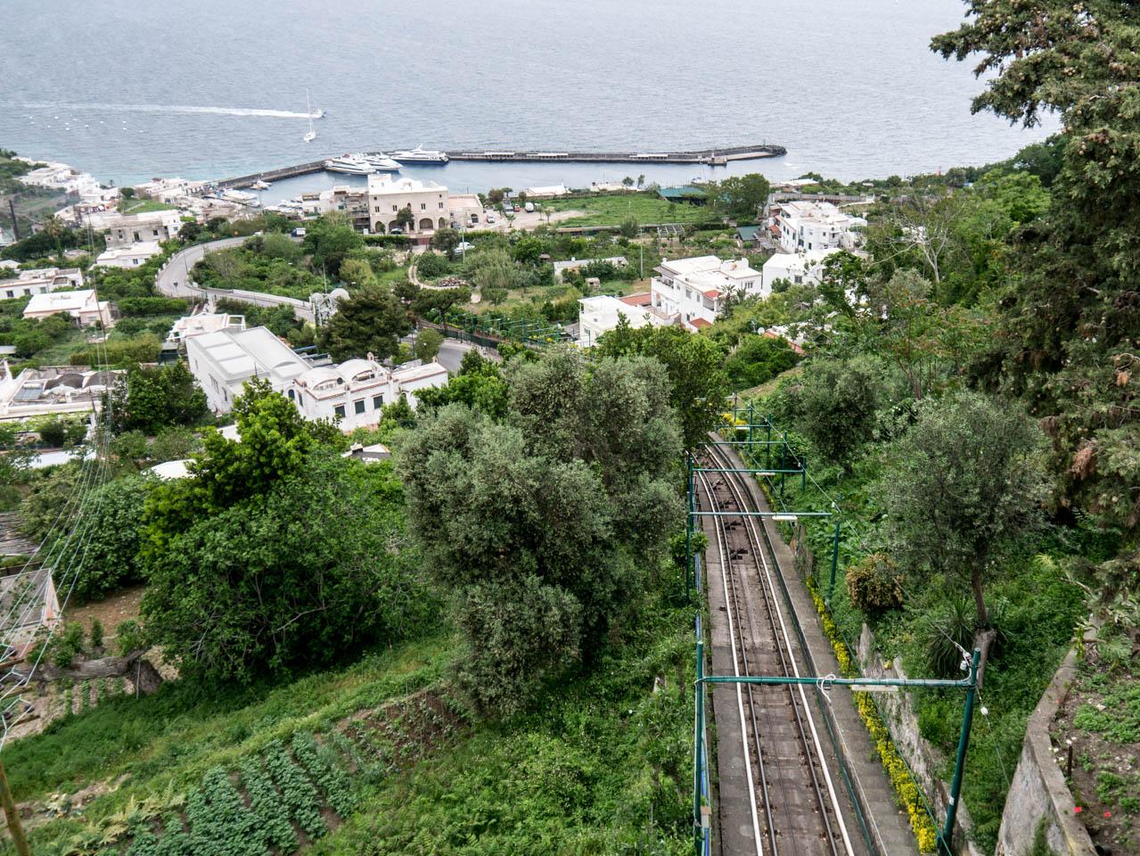 Strecke Funicolare (1 von 1)