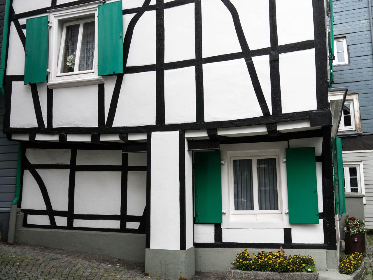 Bergisches Fachwerkhaus (1 von 1)