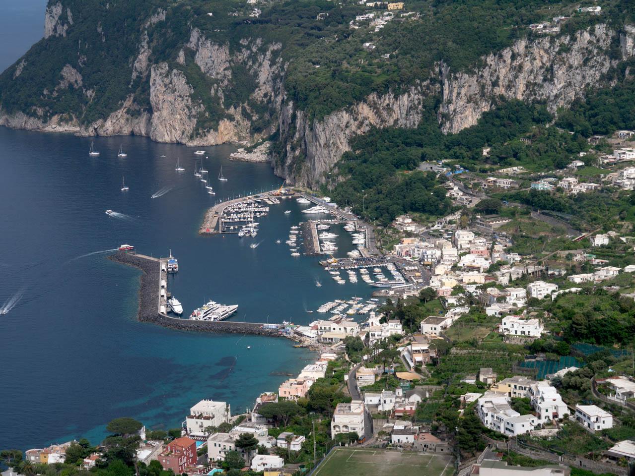 Blick auf Marina Grande (1 von 1)