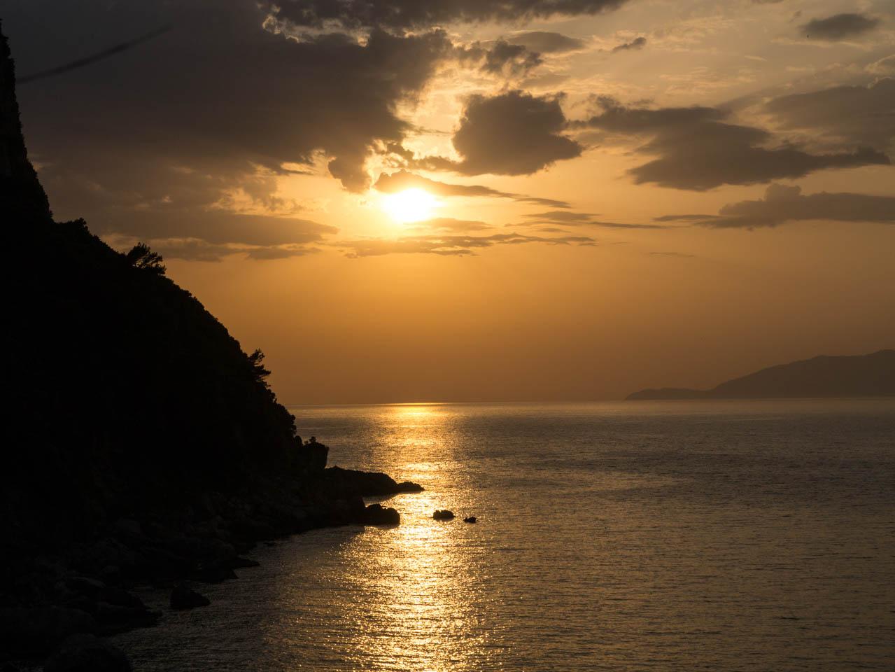 Sonnenuntergang Beginn (1 von 1)