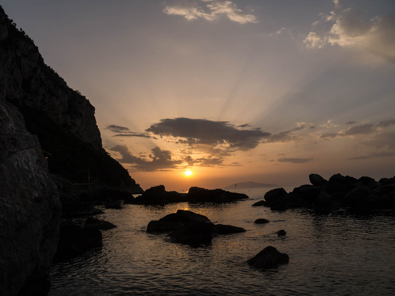 Sonnenuntergang Mitte (1 von 1)