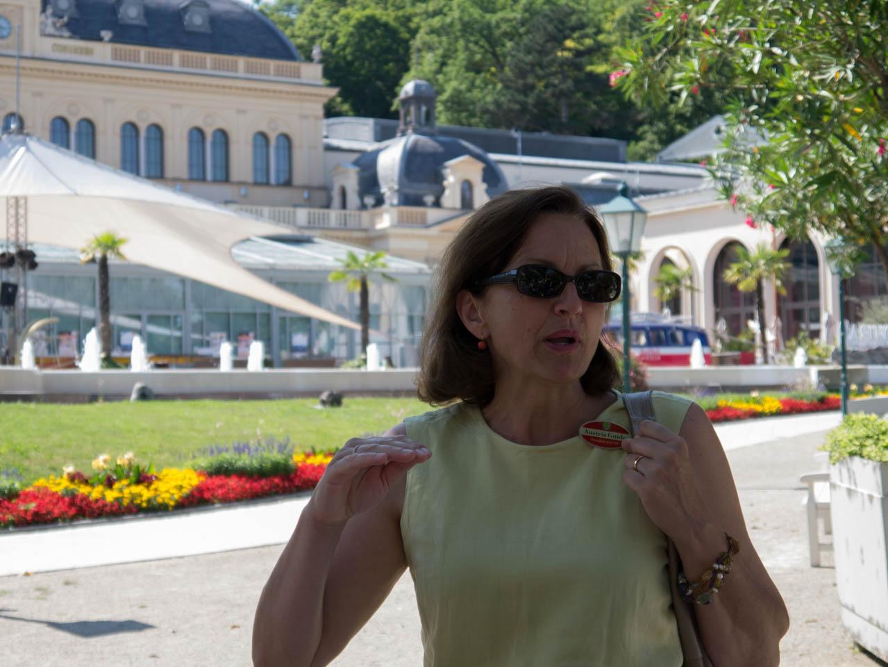 Gästeführerin in Baden (1 von 1)