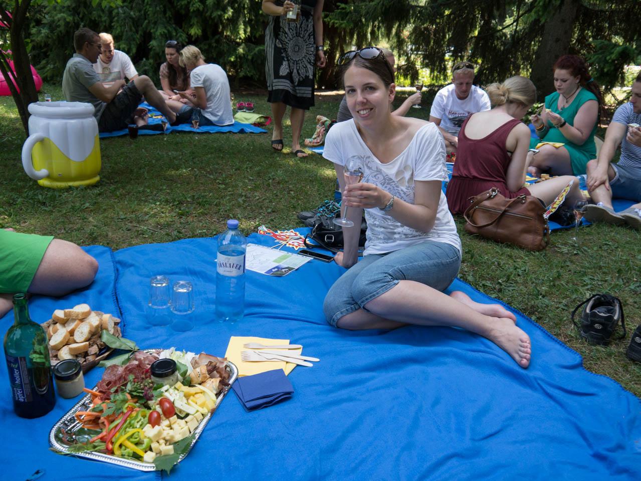 Jessi beim Picknick (1 von 1)