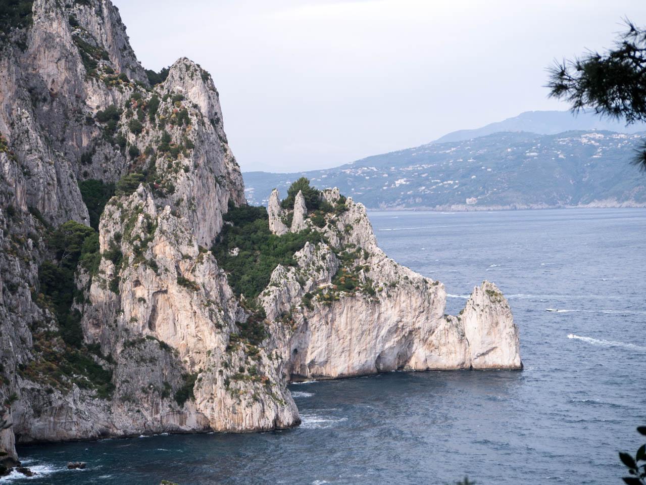 Blick auf die sorentinische Halbinsel (1 von 1)