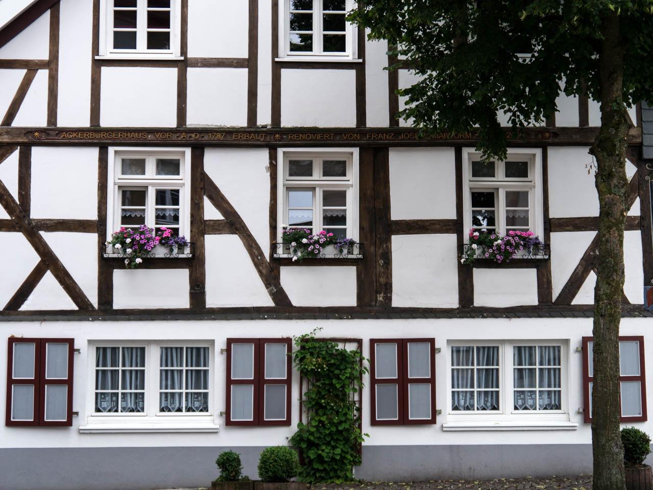 Fachwerkhaus Attendorn (1 von 1)