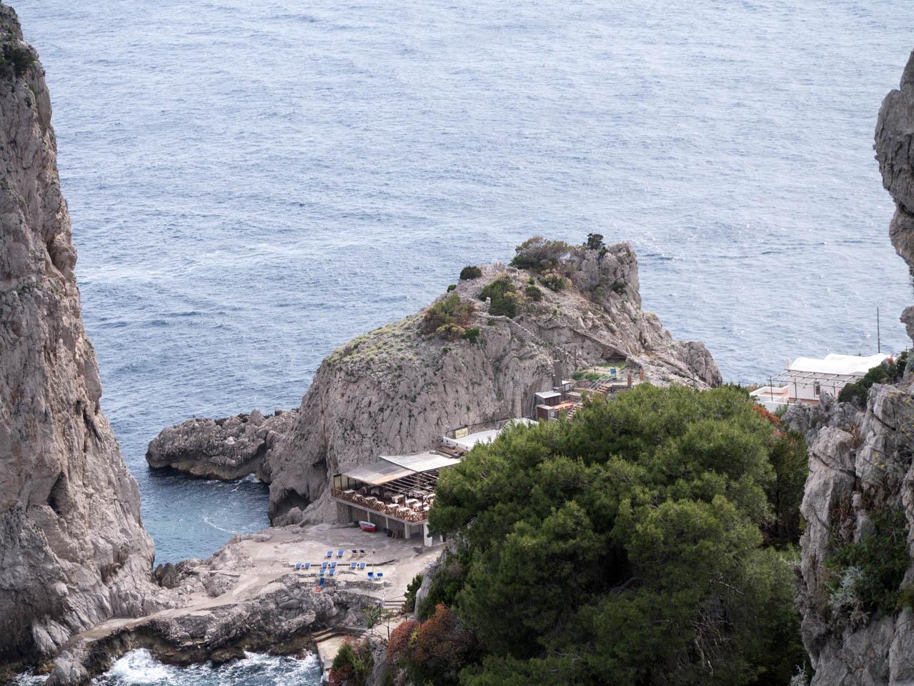 Restaurant am Fuße der Faraglioni (1 von 1)