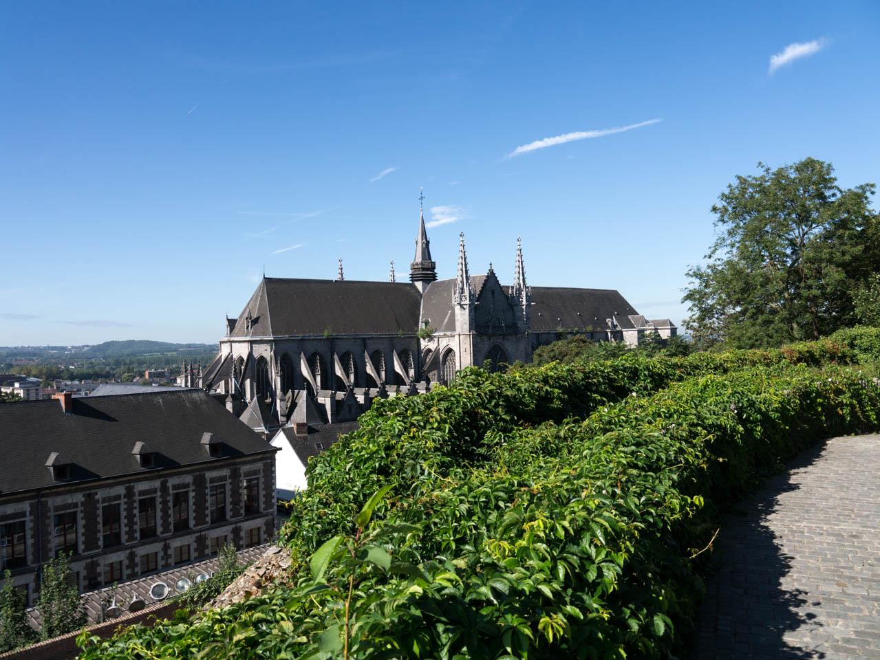 Blick auf die Stiftskirche (1 von 1)