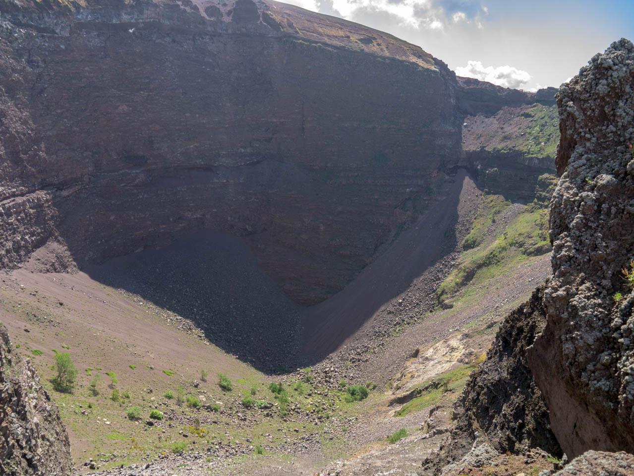 Blick in den Krater (1 von 1)