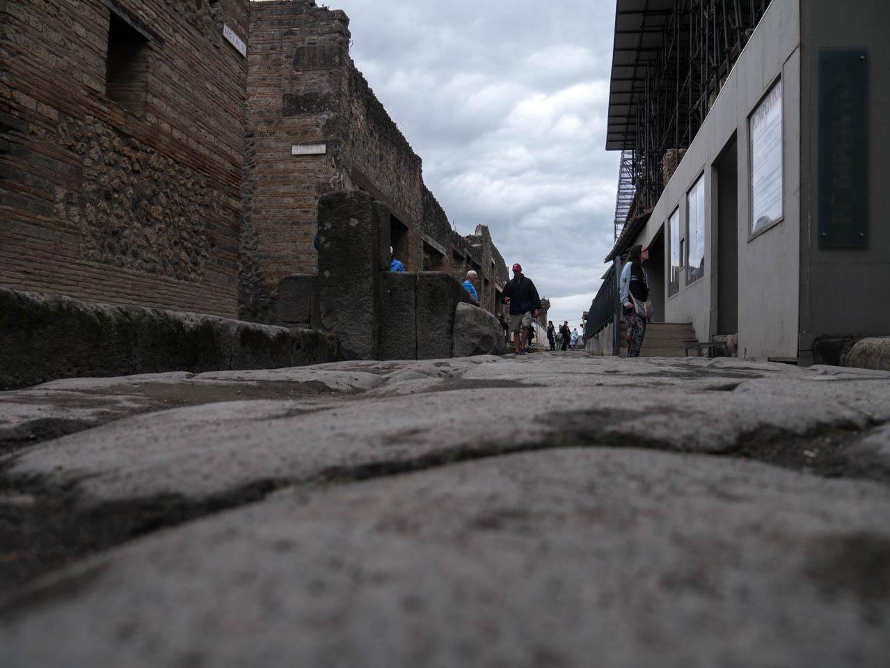 in Pompeis Straßen (1 von 1)