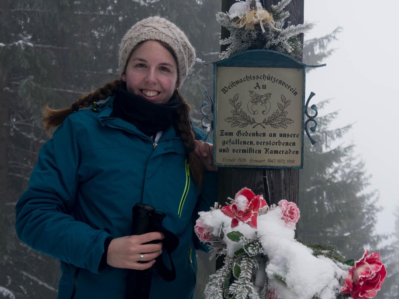 Am Gipfelkreuz (1 von 1)