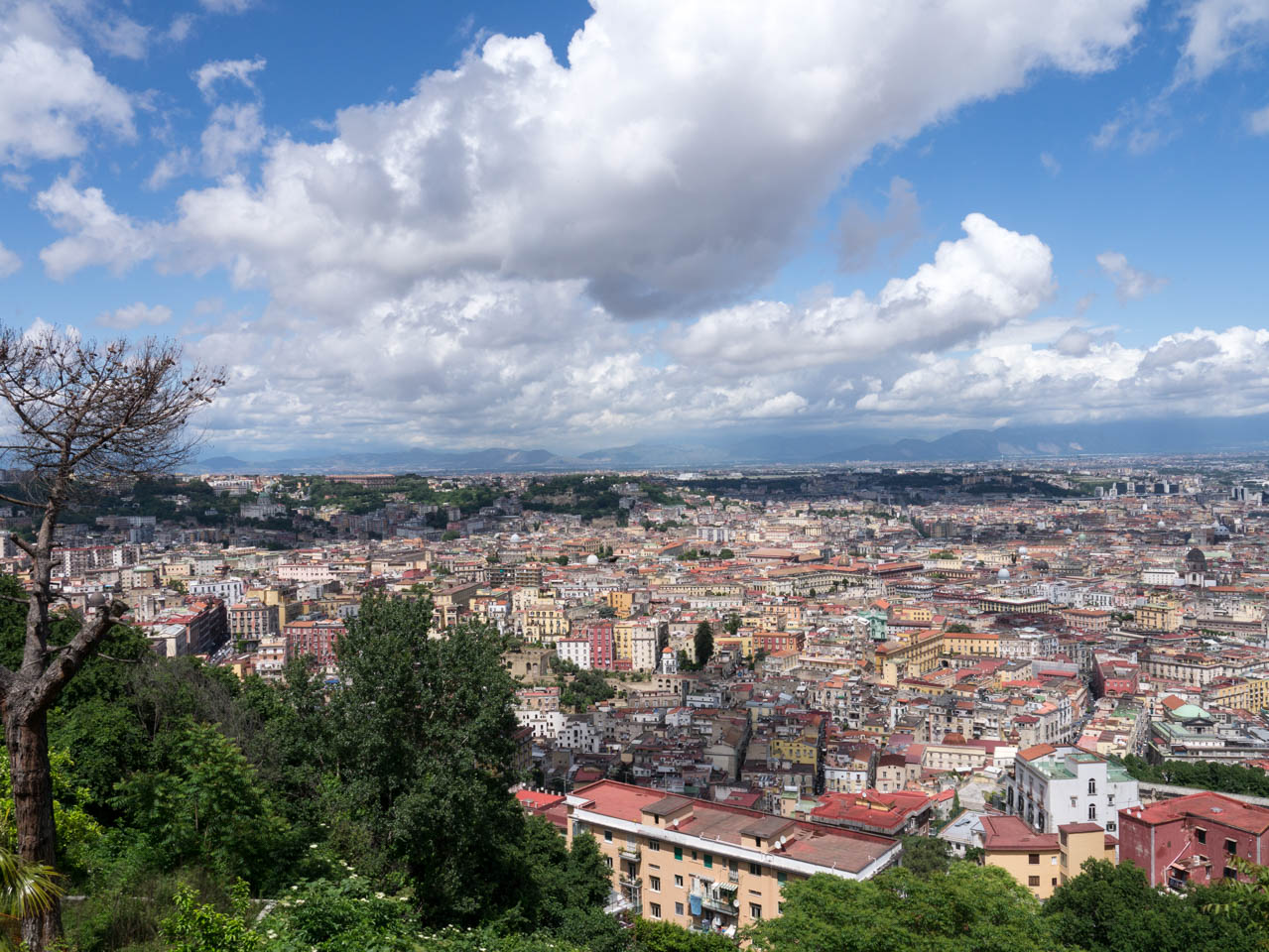 Neapels Häusermeer (1 von 1)