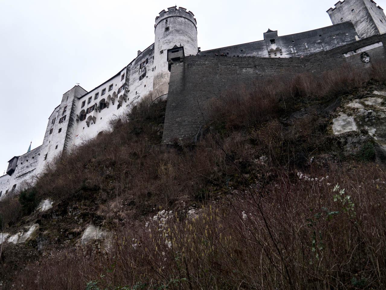 Über uns die Festung (1 von 1)