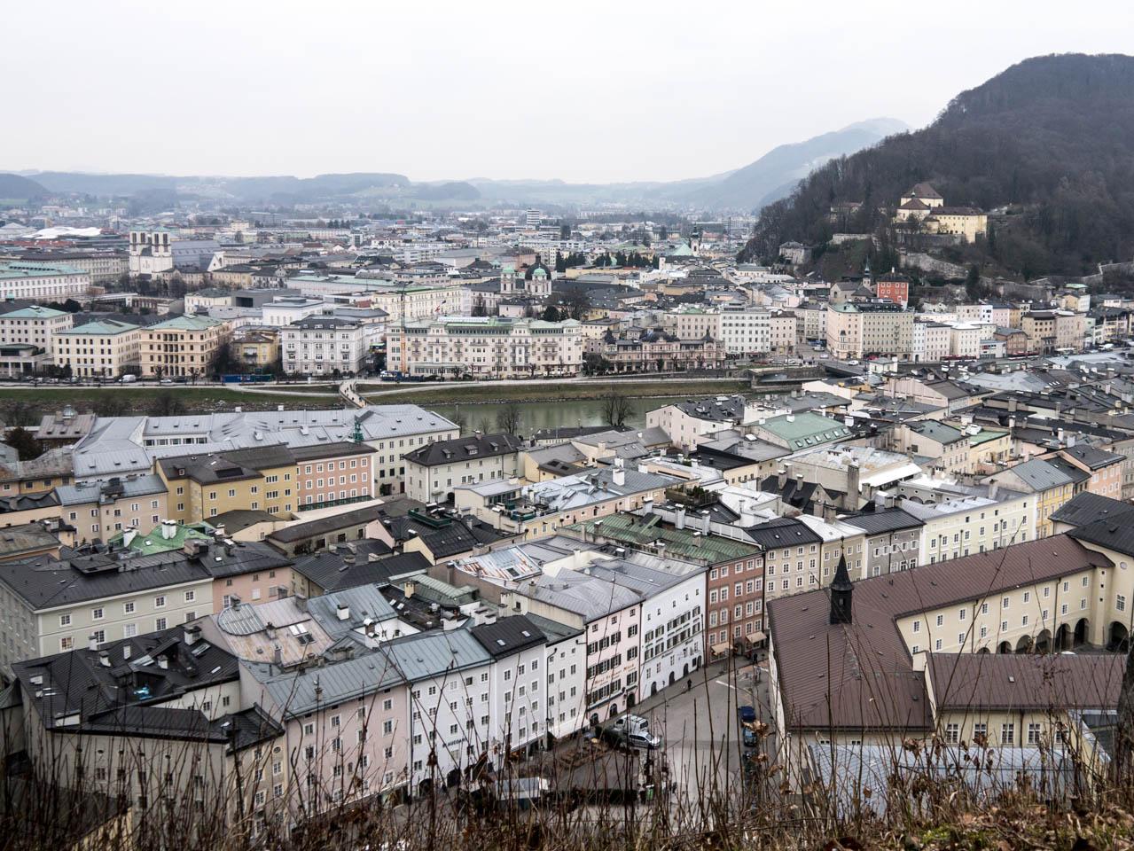 Salzburg von oben (1 von 1)
