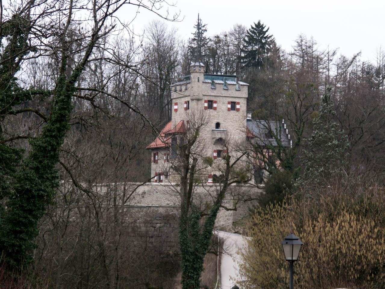 Spaziergang auf dem Mönchsberg (1 von 1)