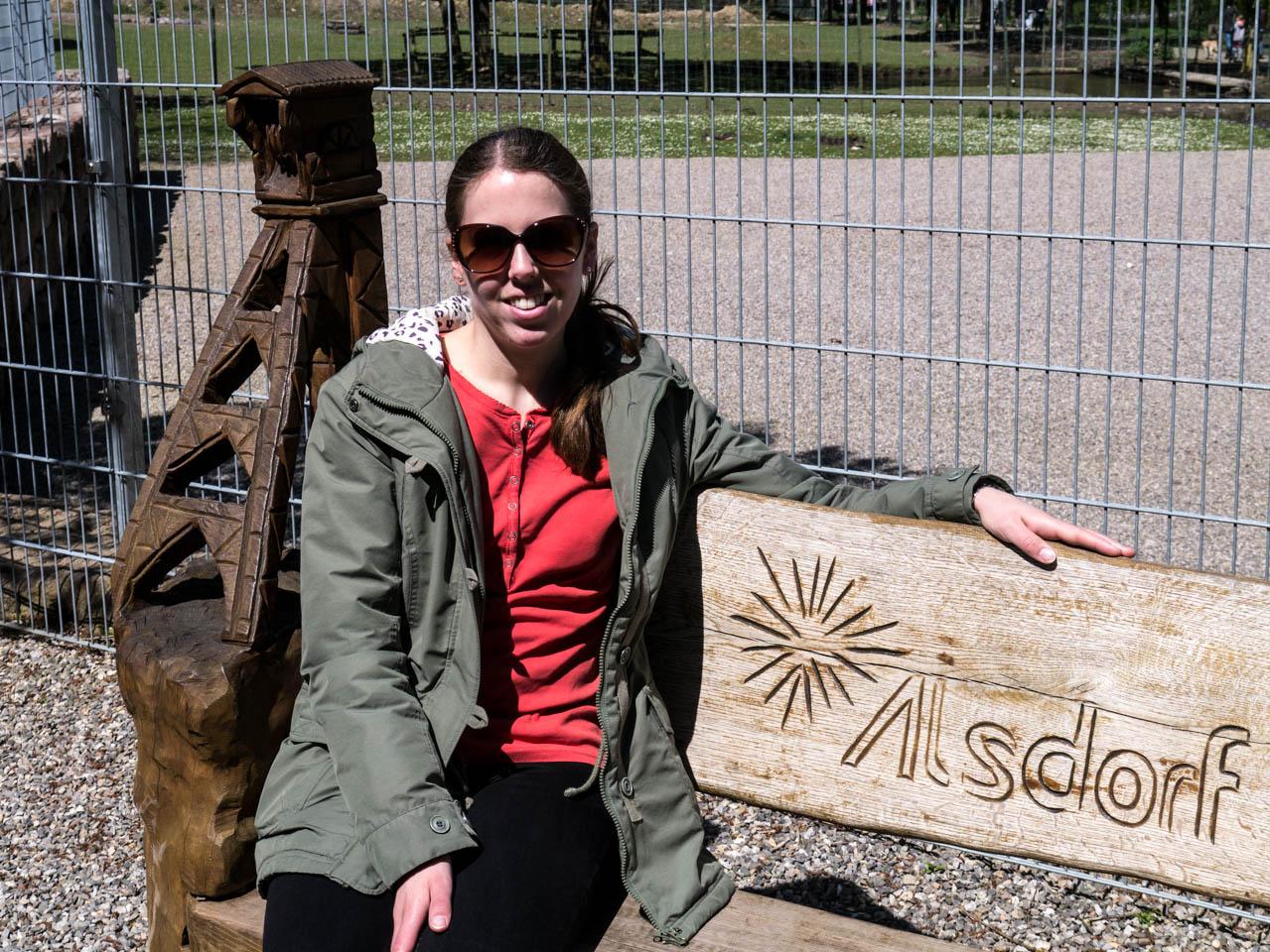 im Tierpark Alsdorf (1 von 1)