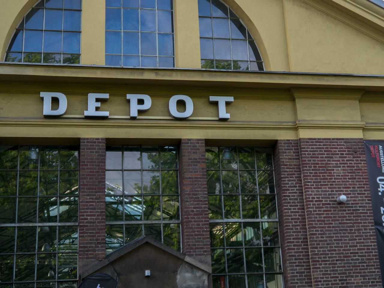 Das Depot (1 von 1)