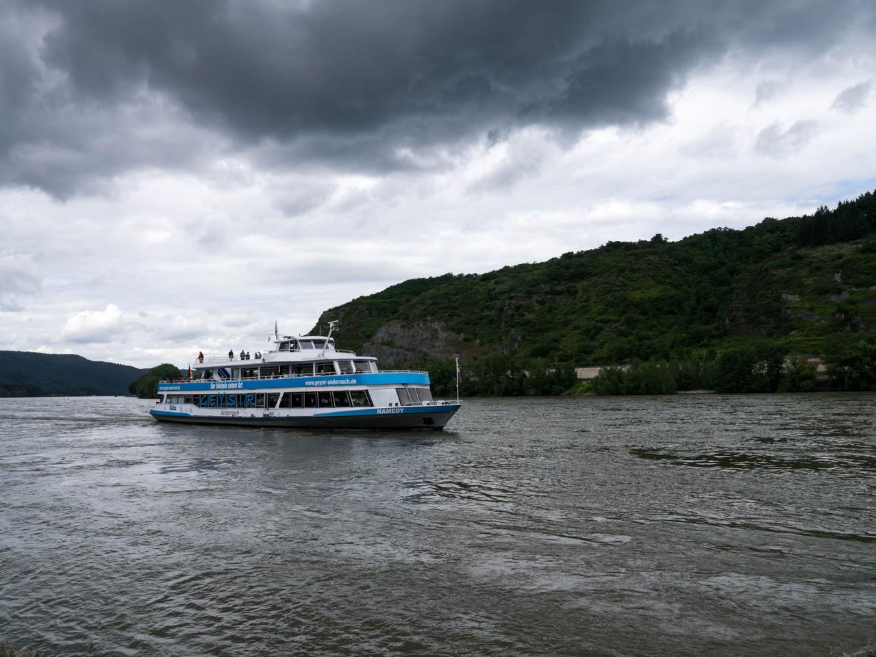 mit dem Schiff zum Geysir (1 von 1)